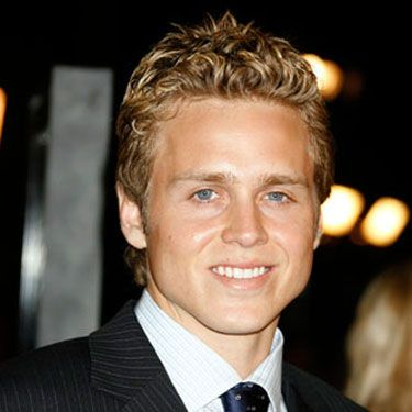 """""""I would do reality TV forever. It's so much cooler to have people come up to me and be like, 'Spencer Pratt!' and know my name, than to be OrlandoBloom, who's famous for being some pirate.""""<br>-Spencer Pratt"""