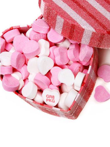 Candy Hearts with a Naughty Twist - Pickup Lines - Valentine\'s Day ...