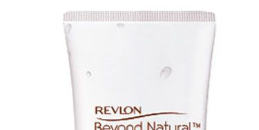 Makeup applied on top of dry skin will flake right off, so exfoliate first. Then, prep your face with a silicone-based moisturizing primer. This will plump up your skin and give your makeup an even base to glide onto for a flawless finish. Try Revlon Beyond Natural Smoothing Primer, $12.99.