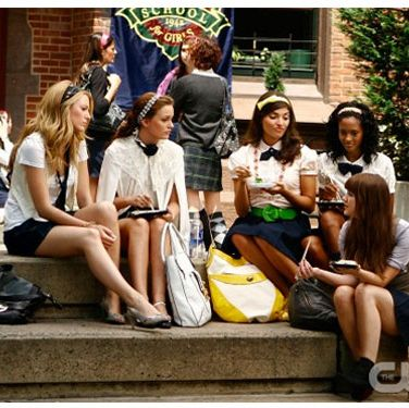 The ultimate uptown girl accessory hit it big in '08 when television's favorite prep school princesses donned a headband in almost every episode. But you don't need to spend big bucks to sport Serena and Blair's signature look — we found cute, affordable versions at Forever 21 and Bebe.
