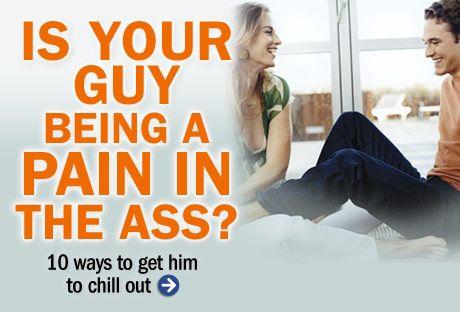 How to help your boyfriend destress