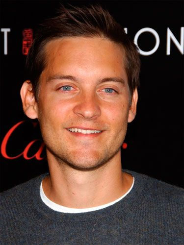 """Bale isn't the only superhero who gets cranky. When photographers blocked Spider-Man Tobey Maguire as he tried to exit a restaurant parking lot last year, he opened his door and let loose with language that would have horrified Aunt May.<br /><br />  <a href=""""http://www.youtube.com/watch?v=YXCAjUTy_UI"""">Watch the video!</a>"""