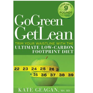 Going green can actually make you leaner. Banishing soda and junk food from 