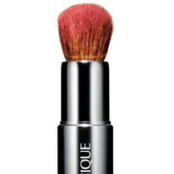 "The swoosh of the brush is seductive, and so is the pink it gives cheeks. <a href=""http://www.clinique.com/product/CATEGORY4894/PROD14536/Makeup/Blushers/index.tmpl"" target=""_blank"">Clinique Blush in Pronto Pink</a>, $21.50"