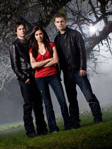 In this high school vampire drama (yes, it's practically its own genre now) there are two members of the undead vying for the heart and soul of a beautiful young girl. Ian Somerhalder and Paul Wesley play the very sexy vampire brothers who are obsessing over Nina Dobrev. We can't wait for this cryptic love triangle to get started.<br /><br /><b>Thursdays on CW</b>
