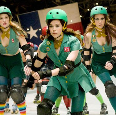 If it's hard to picture Ellen Page as a Texas beauty queen, that's just what Drew Barrymore was thinking when she cast her as the star of this roller-derby film. In her search to find like-minded friends, the high school misfit secretly joins a local skate squad and finds her inner strength along the way. <br /><br /><b>Opens October 2nd</b>