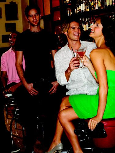 Hookup advice 5 great body language tips