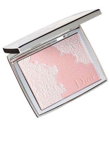 "<p>Swipe it all the way up your cheekbones. The ""lace"" makes your skin look luminous.</p>  <p><a href=""http://shop.nordstrom.com/S/3079330?refsid=287571&refcat=&SourceID=1&SlotID=1&origin=related&cm_Sp=Related-Items-_-Product-_-Manual"" target=""_blank"">DiorBlush in Vintage Pink</a>, $55</p>"