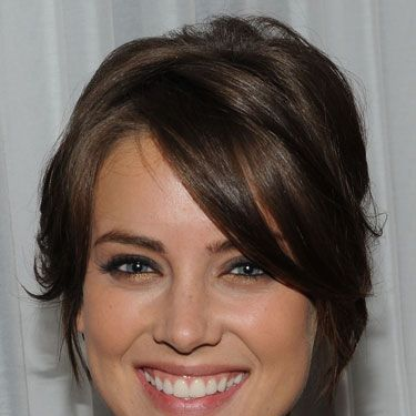 "<p><strong>""I think it looks cool and mysterious when a girl has one eye almost covered by her bangs. It's definitely sexy."" —Michael, 22</strong></p>
