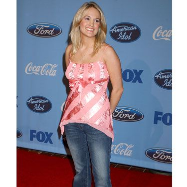 When she captured our hearts on <i>American Idol</i>, Carrie was a laid-back country girl, right down to her acid-washed jeans.