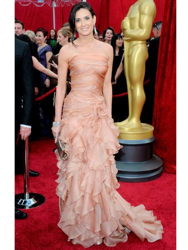 The Best Oscar Dresses 2010 - Red Carpet Dresses at 82nd Academy Awards