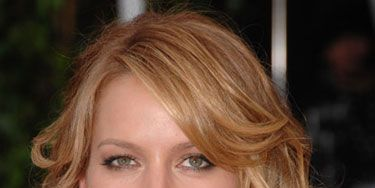 """Even the bounciest ringlets can drag on the dance floor. Our pro method will deliver the body and hold you need for an all-nighter. <br /><br />We love Becki Newton's made-for-dancing hairstyle. Tresemmé celebrity stylist Mara Roszak suggests your prep first by blow-drying wet hair. Then mist a lightweight hair spray all over the top layers. Flip your head upside down to reach the bottom section.<br /><br />See the best <a href=""""http://www.totalbeauty.com/content/gallery/best-curly-haircuts"""" target=""""new"""">curly hairstyles</a> right now on Total Beauty"""