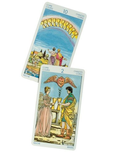A tarot card reading is a fantastic way to kick off the new season. Although not to be taken too seriously, it can be a hoot when done with your man. Flip through the phone book to find a place or buy a deck for an at-home reading.