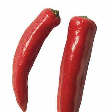 Capsaicin, a chemical found in fiery peppers, increases circulation to get blood pumping and stimulates nerve endings so you'll feel more turned on.