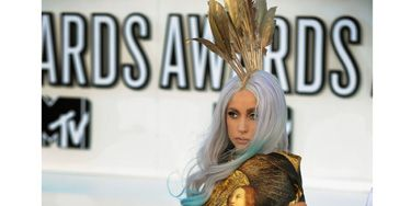 Who the hell could pull off this Alexander McQueen masterpiece besides Gaga? Not a rhetorical question; the answer is <i>nobody</i>.