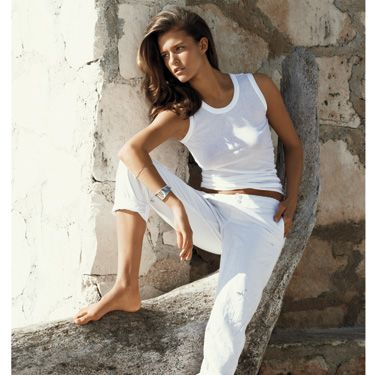 <p>The style of the