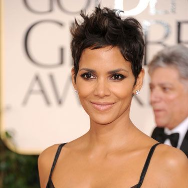 Halle Berry is the ultimate proof that short, spiky strands can be next-level sexy.