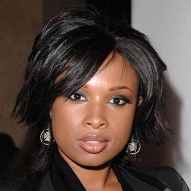 "<p><strong>Why Guys Love It</strong>: Jennifer Hudson shows off her neck and frames her face with this short bob. ""Short and choppy, the new bob accentuates your cheekbones and eyes,"" says celeb stylist Oscar Blandi.</p>
