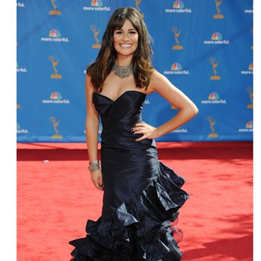 "<a href=""http://www.cosmopolitan.com/celebrity/red-carpet-dresses/emmy-awards-red-carpet-2010"" target=""_blank"">Emmy Awards</a>"