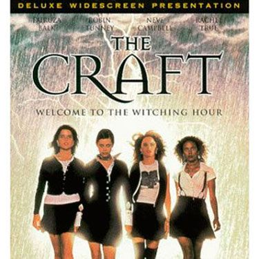 This flick sets you up with the perfect role-play scenario: uniforms, Goth attitudes, and a spell that can control the hottest boy in school.