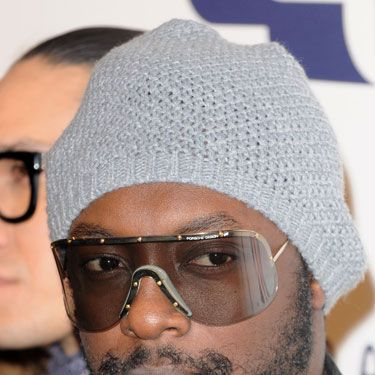 This Black Eyed Pea's beanie just put him on Cosmo's hot guy radar. How you doin', will.i.am?