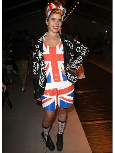 We're all for being proud of where you come from. As long as where you come from isn't the land of Union Jack boxers and tanks.