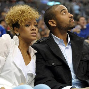 Guess we won't see Rihanna take to the field to sing the national anthem before Matt plays, after all. The couple split up, allegedly due to busy schedules.