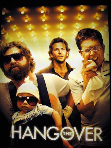 """""""I tend to think of myself as a one-man wolf pack."""" <br /> -Zach Galifianakis as Alan Garner"""