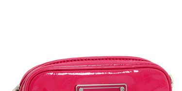 """Every girl's gotta have some hot pink in her wardrobe—carry this mini for a pop of color.  <br /><br />MICHAEL Michael Kors Jet Set bag, $118, <a href=""""http://shop.nordstrom.com/s/michael-michael-kors-jet-set-crossbody-bag/3151455?origin=category&resultback=341""""target=""""_blank"""">nordstrom.com</a>"""