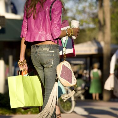 "Between the study that found <a href=""http://www.cosmopolitan.com/celebrity/news/shopping-prolongs-life-new-study"" target=""_blank"">hitting the mall daily prolongs your life</a> and the research claiming <a href=""http://www.cosmopolitan.com/celebrity/news/wearing-designer-logos-improves-peoples-perceptions"" target=""_blank"">wearing designer brands could help you get a pay increase</a>, we won't have trouble coming up with excuses to give our credit cards a workout this weekend..."
