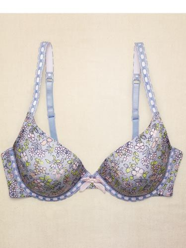 "In a bra called the ""Katie"", the princess can do some role-playing—maybe remind Wills of their younger years. <br /><br />  Katie Floral Smooth Bra, $34.50, <a href=""http://www.ae.com/aerie/browse/product.jsp?catId=cat20008&productId=prod930872""target=""_blank"">ae.com</a>"