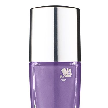 If you're going to buy one polish this season, let it be purple. Lancôme's Ultra Lavande is so hot, hot, hot they can't keep it in stores. <br /><br />