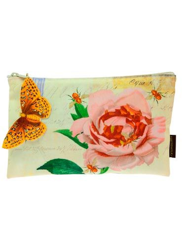 """This makeup pouch is super-pretty—and she'll always be able to find her lipstick in her purse.  <br /><br />  Tokyo Milk makeup bag, $14, <a href=""""http://www.rickysnyc.com/""""target=""""_blank"""">rickysnyc.com</a>"""