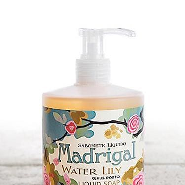 Not only does this soap smell amazing, it won't dry out Mom's mitts—and it looks great in the bathroom.