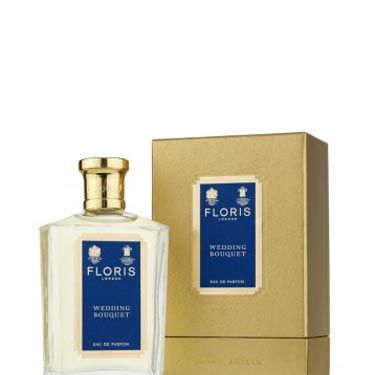 Jasmine, lily of the valley and orange blossom come together for this oh-so-romantic scent inspired by the couple. 