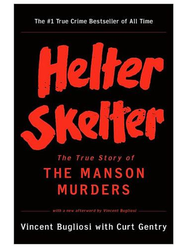 "<p>""This account of the Charles Manson murders and trial is so scary because it's true. It's also the best anti-drug propaganda ever written. One minute he's happily tripping on LSD, the next minute he's smearing blood on the wall and carving things into his forehead.  Worth it? Questionable.""</p> <br/>  <p> <a href=""http://search.barnesandnoble.com/Helter-Skelter/Vincent-Bugliosi/e/9780393322231"" target=""_blank"">Buy it here!</a></p>"