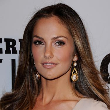 Silky blowouts like Minka Kelly's are beyond sexy—guys will be begging to run their fingers through your hair.