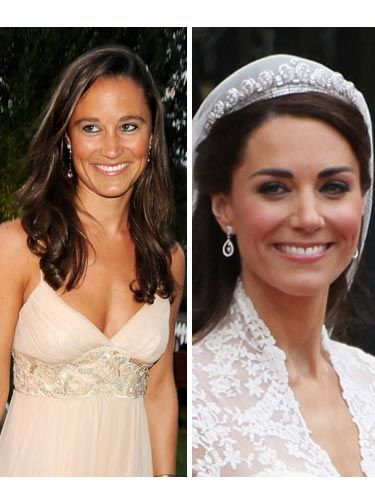 From Pippa's perma-bronzed look to Kate's wedding-day glow, the Middleton sisters are all about this tawny tone.