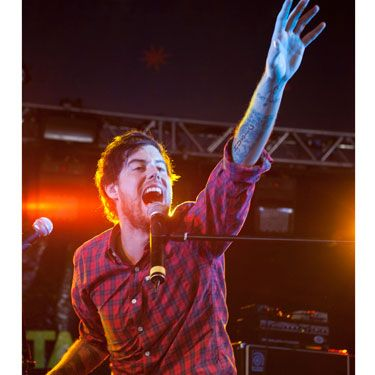 """Andrew bangs out piano-rock tunes that are so catchy—and looks so cute doing it—that one Cosmo staffer <i>maybe</i> concert-stalked him across a recent East Coast tour.<br /><br /><a href=""""http://www.jacksmannequin.com/tour"""" target=""""_blank"""">See Tour Dates Here</a>"""