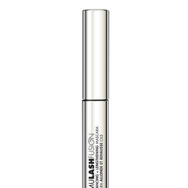 """What's the only thing better than a great mascara? One that helps your lashes grow (with a special lipid complex) while you're wearing it. <br /><br />FusionBeauty StimuLashFusion Lash Enhancing Mascara, $28, <a href=""""http://www.sephora.com/browse/product.jhtml?id=P291812&om_mmc=GoogleBase&_requestid=42976&ci_src=14110944&ci_sku=P291812&sbanner=us_search""""target=""""_blank"""">sephora.com</a>"""