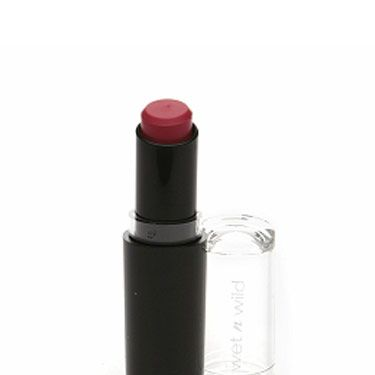 The gorgeous, velvety finish of this lipstick looks so much more expensive than the three dollars it costs. So if you're not so sure about the red lip trend, at least you can do it for less than the price of a fancy coffee.