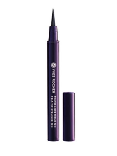 "Liquid liner can be tricky, which is why a marker-like version is our go-to.  <br /><br /> Yves Rocher Felt Tip Liner, $8, <a href=""http://www.yvesrocherusa.com/control/makeup/eye-pencils-liners/felt-tip-liner-12h/?cmSrc=Category""target=""_blank"">yvesrocherusa.com</a>"