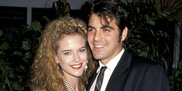 George bought Kelly Preston a pot-bellied pig, but apparently that didn't fulfill her maternal needs. It could be that even though she got into the relationship fully aware of his no kids policy, she reconsidered and decided she wanted to be a mama...of more than just a sow.
