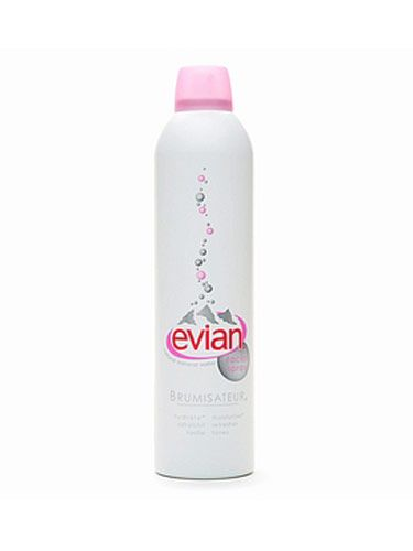 Sure, it's just fancy water in a spray can, but there's nothing better than misting it on the back of your neck, behind your knees, or, well, everywhere when it's sweltering outside. 