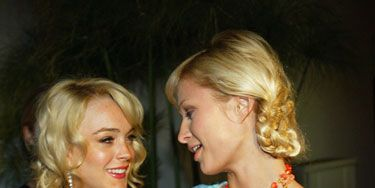 """<b>Breaking News:</b> Paris Hilton and Lindsay Lohan, former BFFs whose relationship cooled thanks to some drama over a hot Greek shipping heir and lots of nasty name calling (we believe the terms """"firecrotch"""" and C U Next Tuesday were involved), have decided to give their friendship another go. Word is that Paris invited Linds to her beach party, and the two greeted each other with a big hug. Now if that's not heart-warming image, we don't know what is. In honor of these two and their making-it-work attitude, we decided to check up on some other well-known frenemies to see how they're doing—and predict whether there's any hope for a reconciliation in their future."""