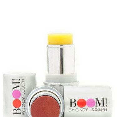 """Longtime model Cindy Joseph developed this olive-oil-based stick. It gives you dewy, hydrated, flawless-looking skin—but it's surprisingly not greasy at all.<br /><br />$24, <a href=""""http://www.boombycindyjoseph.com/products""""target=""""_blank"""">boombycindyjoseph.com</a>"""