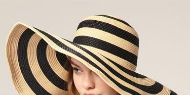 """This hat is too freakin' cute—the stripes are right on-trend and the wide brim gives you extra sun protection.  <br /><br /> ASOS Oversized '70s Stripe Floppy Straw Hat, $46.16, <a href=""""http://us.asos.com/ASOS-ASOS-Oversized-70s-Stripe-Floppy-Straw-Hat/w9jpz/?iid=1536134&SearchQuery=hats&sh=0&pge=0&pgesize=20&sort=-1&clr=Black&mporgp=L0Fzb3MvQXNvcy1PdmVyc2l6ZWQtNzBTLVN0cmlwZS1GbG9wcHktU3RyYXctSGF0L1Byb2Qv""""target=""""_blank"""">us.asos.com</a>"""