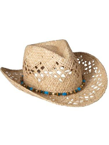 "If cut-offs and t-shirts define your summer style, this is the hat for you. It's laid back and totally sexy.<br /><br /> Women's Bead-Trimmed Straw Hat, $16.94, <a href=""http://oldnavy.gap.com/browse/product.do?searchCID=68131&vid=0&pid=840930&scid=840930012""target=""_blank"">oldnavy.com</a>"