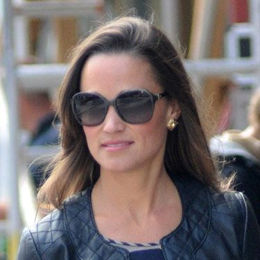 Simple, square shades like Pippa Middleton's look sexy on everyone, work with all styles and can be dressed up or down—you can wear them to the beach and then with a cocktail dress without a problem.