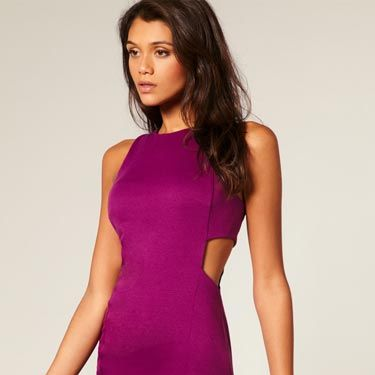 There's nothing conservative about this body-conscious mini. <br /><br />